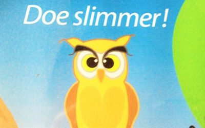 Pesten? Doe slimmer!